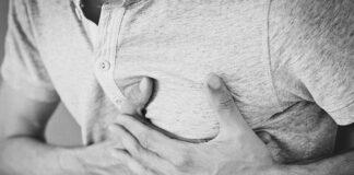 Objawy zawału u mężczyzny