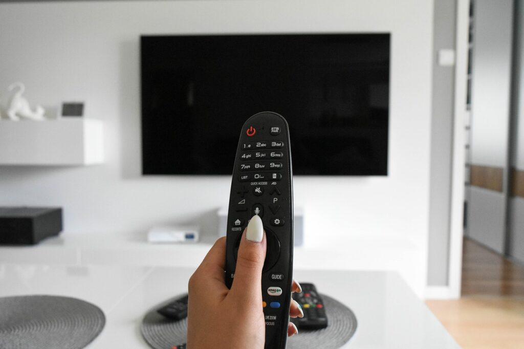 tv z smartfonem